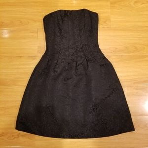 Strapless H&M Formal Dress with Pockets on sides!